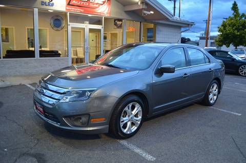 Used Ford Fusion For Sale Carsforsale Com