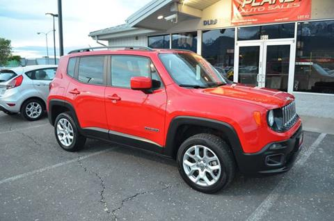 2017 Jeep Renegade for sale in Orem, UT
