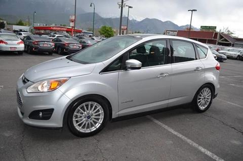 2015 Ford C-MAX Hybrid for sale in Orem, UT
