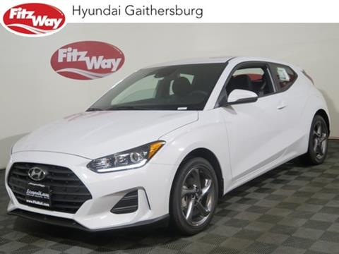 2020 Hyundai Veloster for sale in Gaithersburg, MD