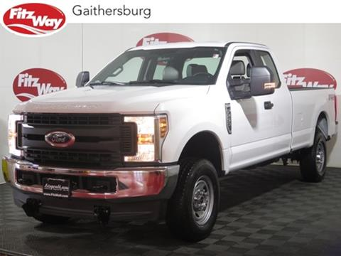 2019 Ford F-250 Super Duty for sale in Gaithersburg, MD