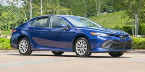 2019 Toyota Camry for sale in Gaithersburg, MD