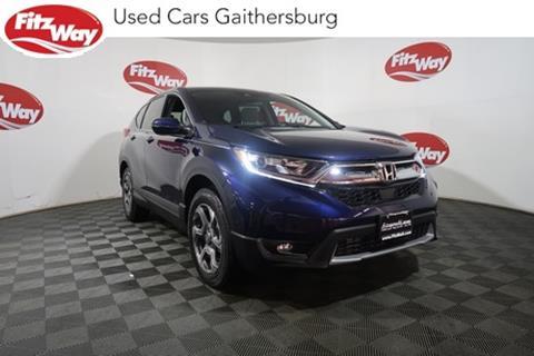 2019 Honda CR-V for sale in Gaithersburg, MD