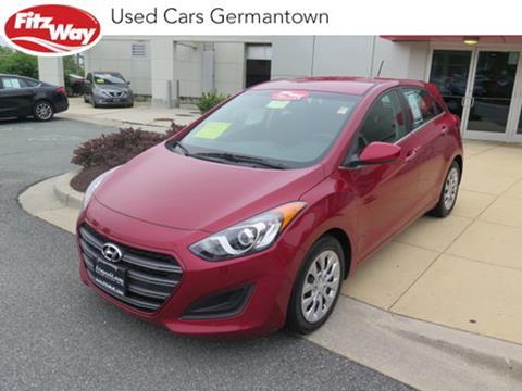2017 Hyundai Elantra GT for sale in Germantown, MD
