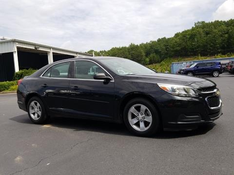 2015 Chevrolet Malibu for sale in Blue Ridge, GA