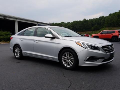 2016 Hyundai Sonata for sale in Blue Ridge, GA