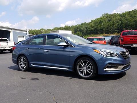 2015 Hyundai Sonata for sale in Blue Ridge, GA