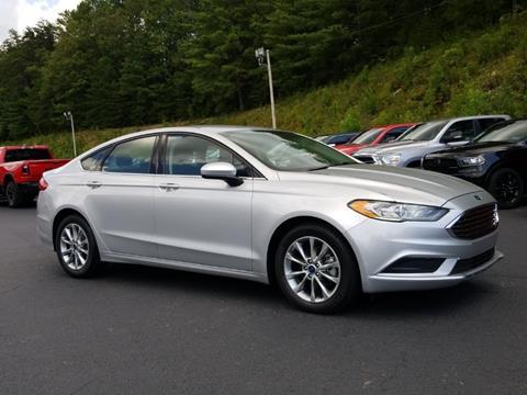 2017 Ford Fusion for sale in Blue Ridge, GA