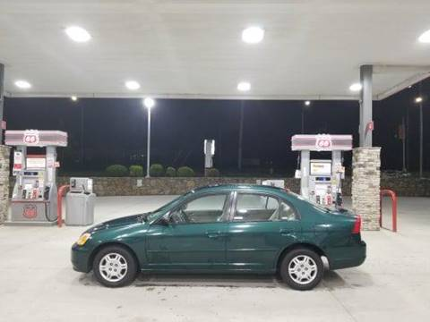 2002 Honda Civic for sale in Olathe, KS