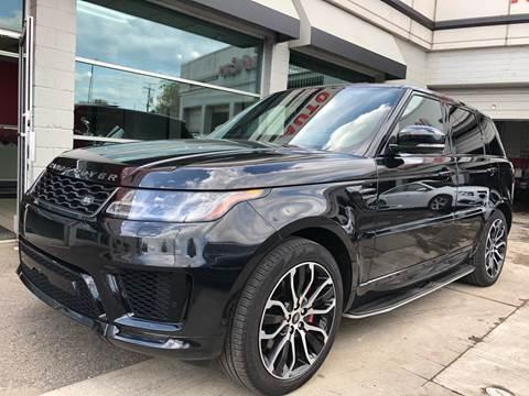 2018 Land Rover Range Rover Sport for sale in Dearborn, MI