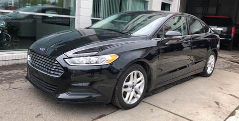 2016 Ford Fusion for sale in Dearborn, MI