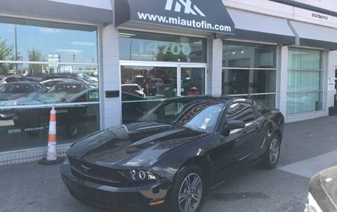 2012 Ford Mustang for sale in Dearborn, MI