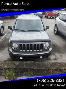 2013 Jeep Patriot for sale in Dalton, GA