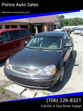 2007 Ford Five Hundred for sale in Dalton, GA