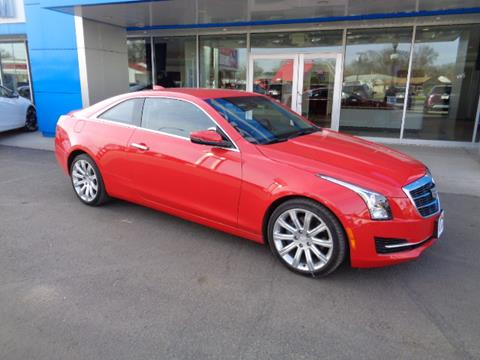 2016 Cadillac ATS for sale in Jamestown, ND