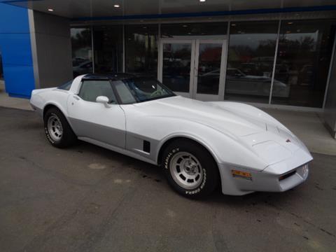 1982 Chevrolet Corvette for sale in Jamestown, ND