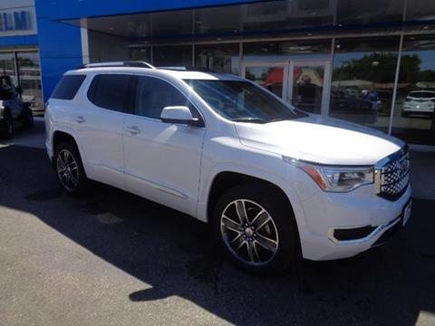 2018 GMC Acadia for sale in Jamestown, ND