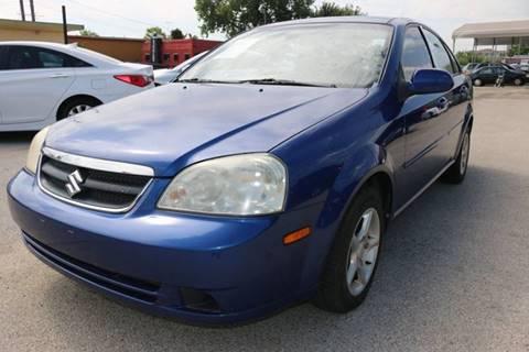 2008 Suzuki Forenza for sale in Arlington, TX