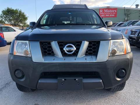 2007 Nissan Xterra for sale in Arlington, TX
