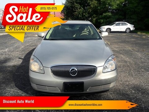 Buick Lucerne For Sale >> Buick Lucerne For Sale In Morris Il Discount Auto World