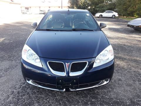 2008 Pontiac G6 for sale in Morris, IL