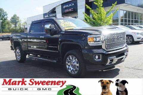 2018 GMC Sierra 2500HD for sale in Cincinnati, OH