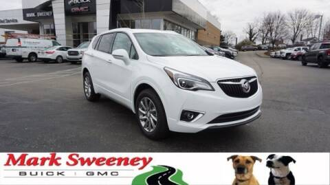 2020 Buick Envision for sale at Mark Sweeney Buick GMC in Cincinnati OH