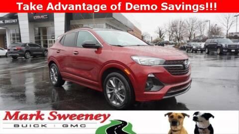 2020 Buick Encore GX for sale at Mark Sweeney Buick GMC in Cincinnati OH
