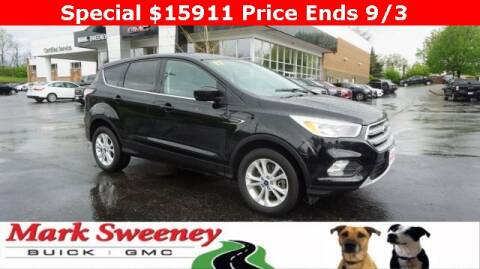 2017 Ford Escape for sale at Mark Sweeney Buick GMC in Cincinnati OH