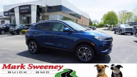 2020 Buick Encore GX for sale at Mark Sweeney Buick GMC in Cincinnati OH