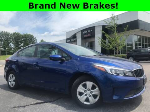 2018 Kia Forte for sale at Mark Sweeney Buick GMC in Cincinnati OH
