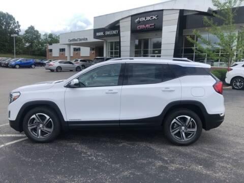 2020 GMC Terrain for sale at Mark Sweeney Buick GMC in Cincinnati OH