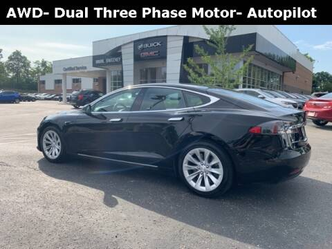 2019 Tesla Model S for sale at Mark Sweeney Buick GMC in Cincinnati OH