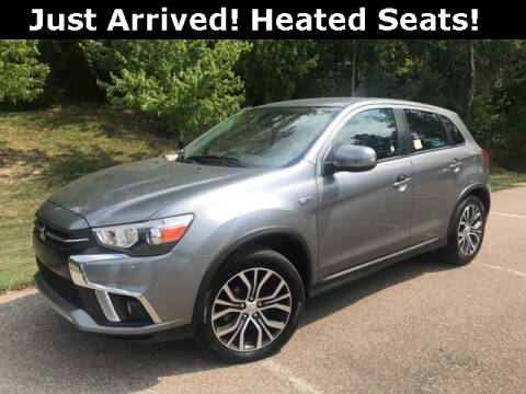 2019 Mitsubishi Outlander Sport for sale at Mark Sweeney Buick GMC in Cincinnati OH