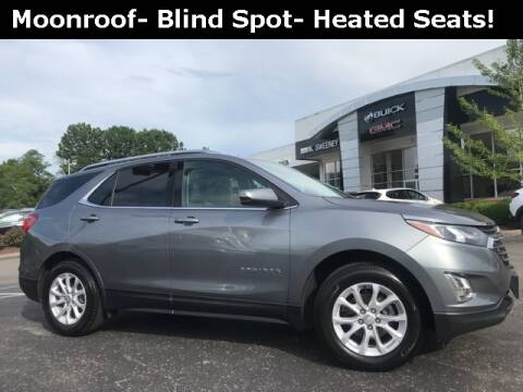 2018 Chevrolet Equinox for sale at Mark Sweeney Buick GMC in Cincinnati OH