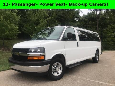 2019 Chevrolet Express Passenger for sale at Mark Sweeney Buick GMC in Cincinnati OH