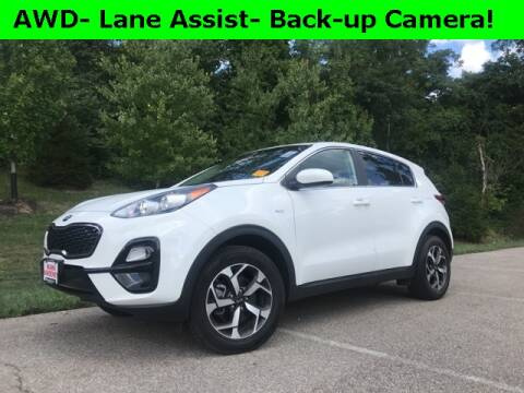 2020 Kia Sportage for sale at Mark Sweeney Buick GMC in Cincinnati OH