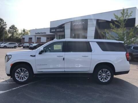 2021 GMC Yukon XL for sale at Mark Sweeney Buick GMC in Cincinnati OH