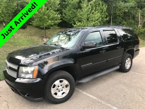 2010 Chevrolet Suburban for sale at Mark Sweeney Buick GMC in Cincinnati OH