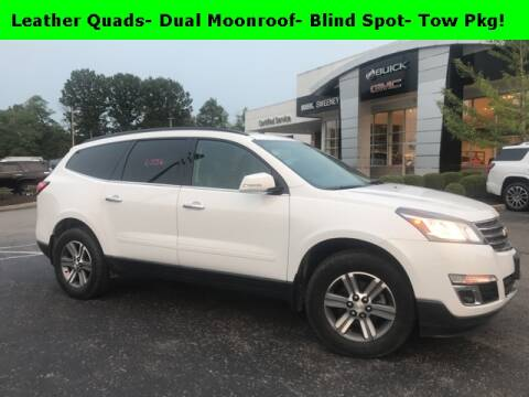 2017 Chevrolet Traverse for sale at Mark Sweeney Buick GMC in Cincinnati OH
