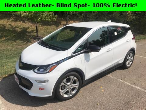 2017 Chevrolet Bolt EV for sale at Mark Sweeney Buick GMC in Cincinnati OH
