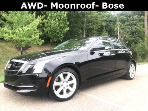 2016 Cadillac ATS for sale at Mark Sweeney Buick GMC in Cincinnati OH