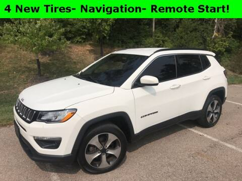 2017 Jeep Compass for sale at Mark Sweeney Buick GMC in Cincinnati OH