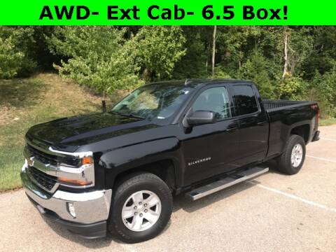 2018 Chevrolet Silverado 1500 for sale at Mark Sweeney Buick GMC in Cincinnati OH