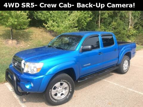 2009 Toyota Tacoma for sale at Mark Sweeney Buick GMC in Cincinnati OH