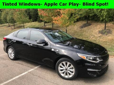 2018 Kia Optima for sale at Mark Sweeney Buick GMC in Cincinnati OH