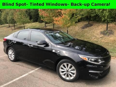 2018 Kia Optima for sale at Mark Sweeney Buick GMC in Cincinnati OH
