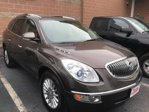 2009 Buick Enclave for sale at Mark Sweeney Buick GMC in Cincinnati OH