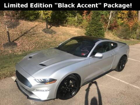 2019 Ford Mustang for sale at Mark Sweeney Buick GMC in Cincinnati OH