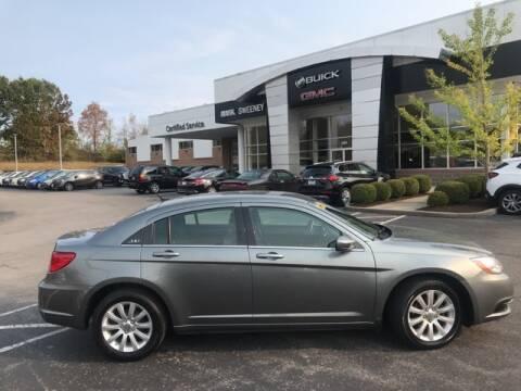2013 Chrysler 200 for sale at Mark Sweeney Buick GMC in Cincinnati OH